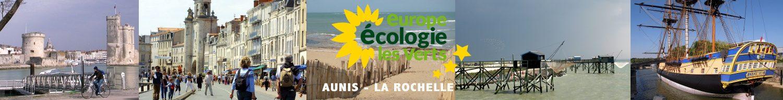 EELV La Rochelle Ré Aunis
